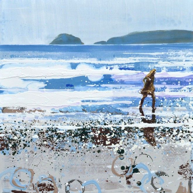Between the winds, between the waves - Perranporth £595