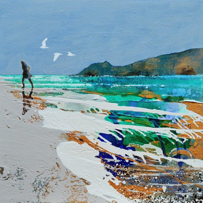 Echoes of you, Crantock Beach £1,495