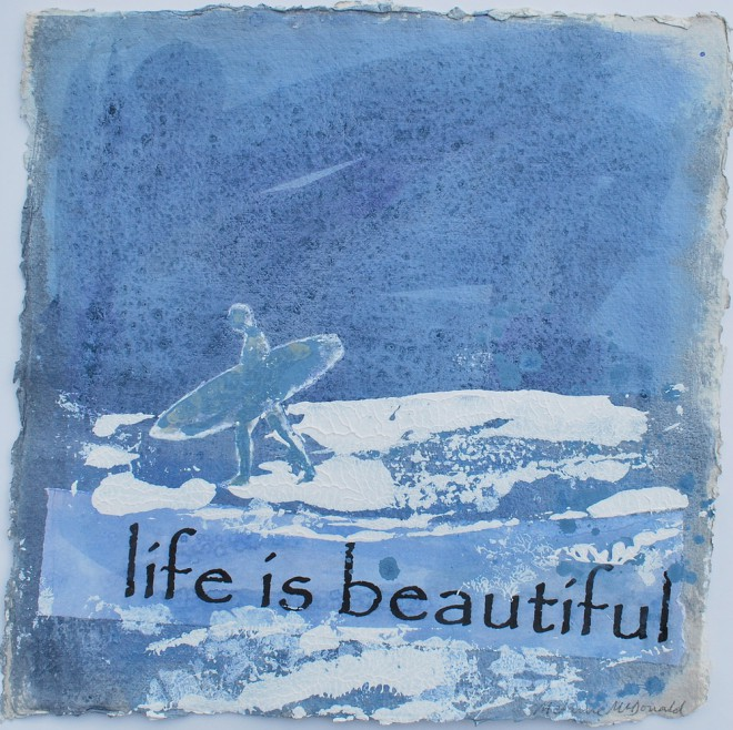 Life is beautiful, Polzeath £85