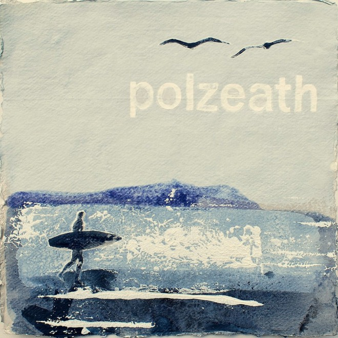 Polzeath, Surfer No.2