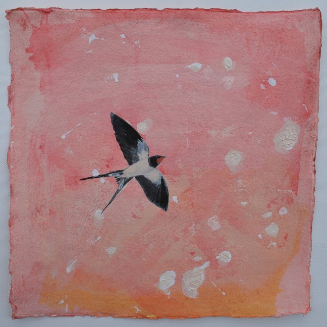 The First Swallow £85