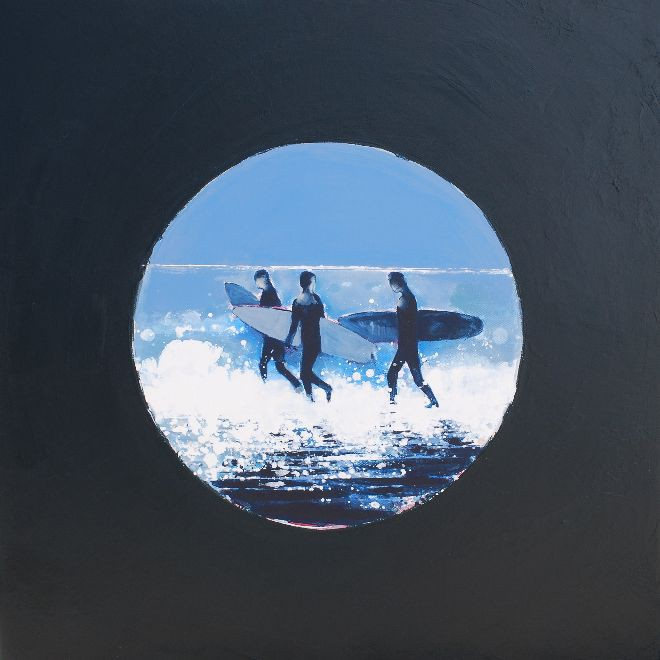 Three Surfers, Cornwall. £395
