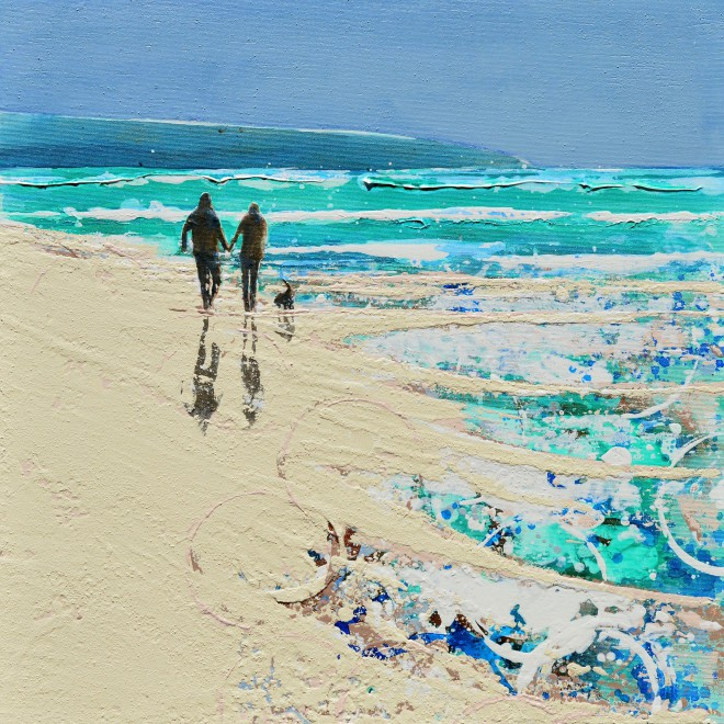 Treasured Moments, Crantock Beach £395