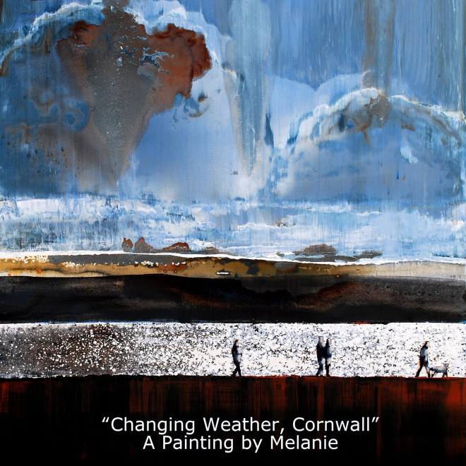 Changing Weather, Camel Estuary.