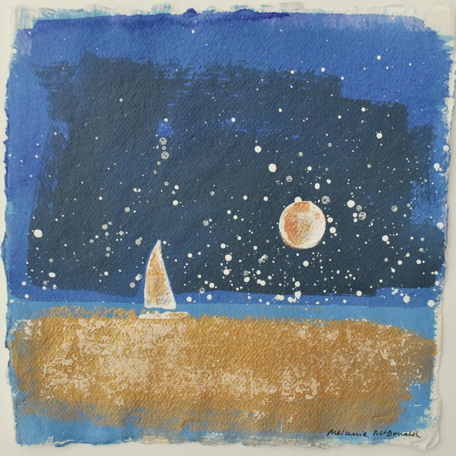 Full Moon Sail, Camel Estuary, Cornwall £85