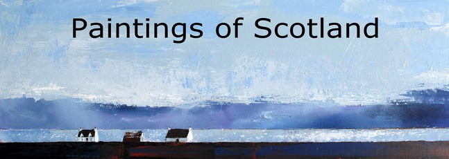 Paintings of Scotland by Melanie McDonald