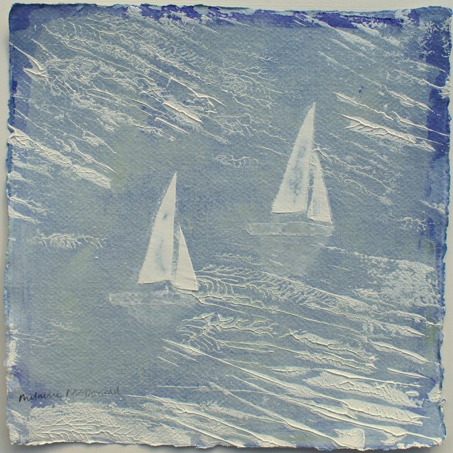Misty Boats, St. Mawes £75